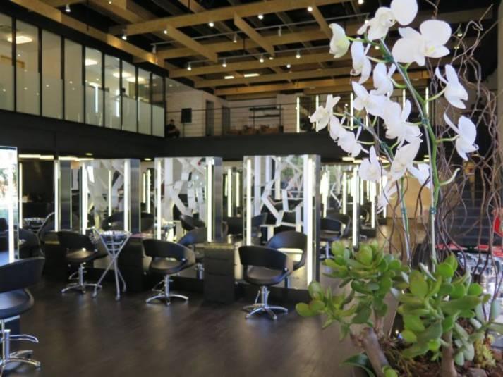 10 Ideias de decoração para salão de cabeleireiros