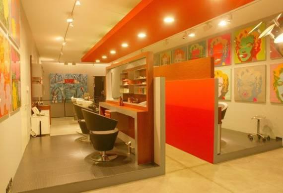 Salon Red Geselec Paris - França