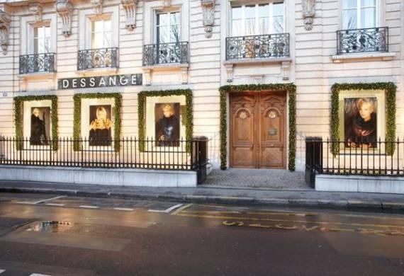 Dessange Avenue Franklin Roosevelt Paris - França