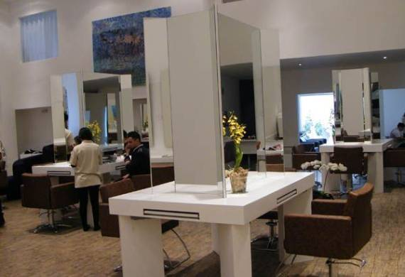 Salão Glass Hair & Esthetic Cidade Jardim - SP