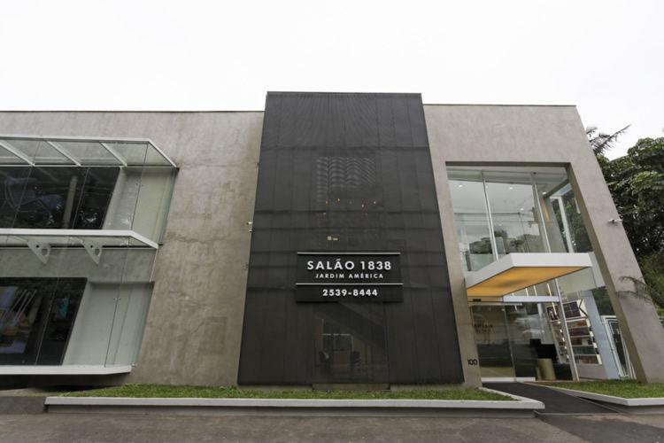 Salão 1838 São Paulo - SP