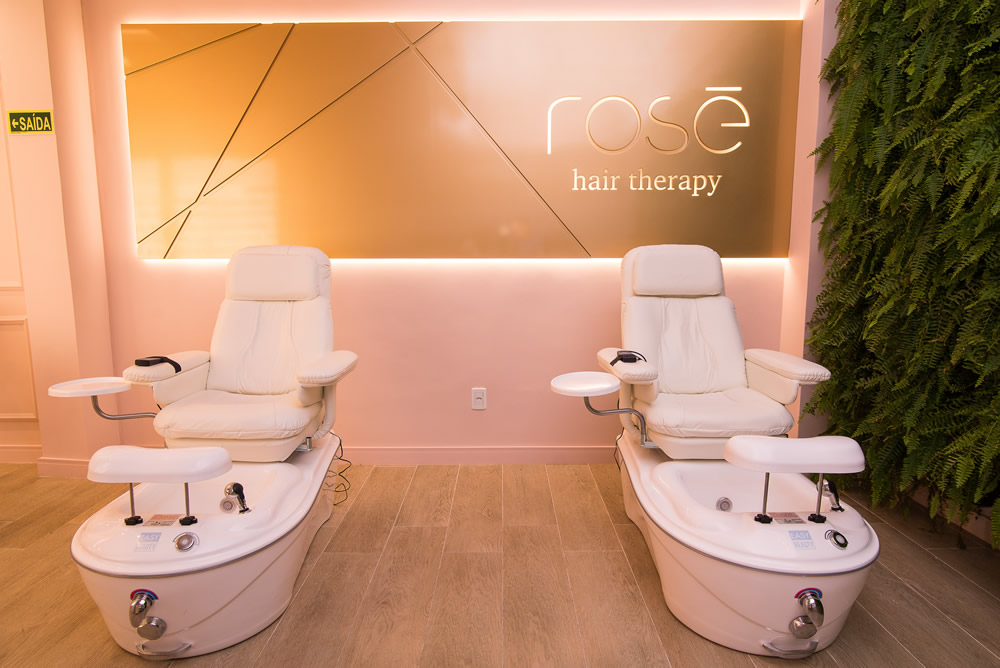 Rosé Hair Therapy - Canoas - RS