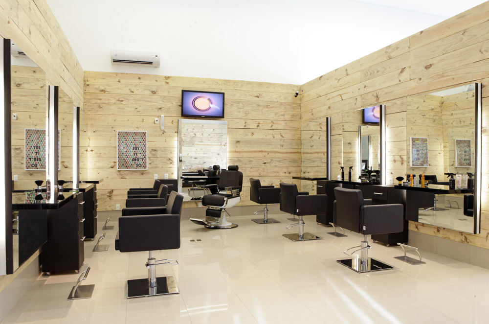 Tendência: Barbearia Spa